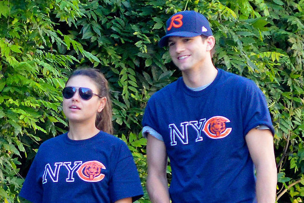 Mila Kunis and Ashton Kutcher are Having a Baby!