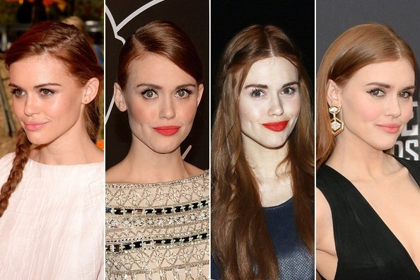 FYI, Holland Roden Has the Best Lipstick Collection EVER