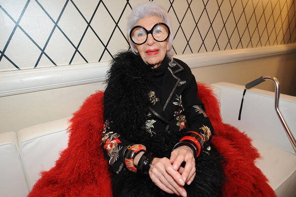 5 Life Lessons From Iris Apfel