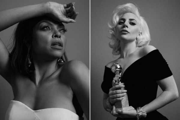 The 2016 Golden Globes Instagram Portraits Are Absolutely Stunning