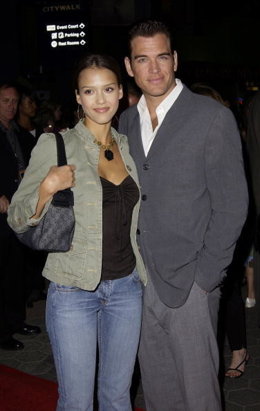 Jessica Alba and Michael Weatherly - TV Couples Who Dated ...