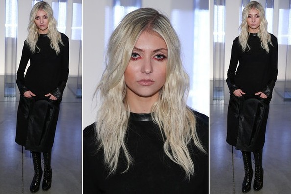 Taylor Momsen's Emo Eye Makeup Deserves All the Kudos