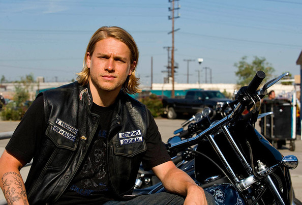 Badboys Deluxe Charlie Hunnam: Jax Teller, 'Sons Of Anarchy'