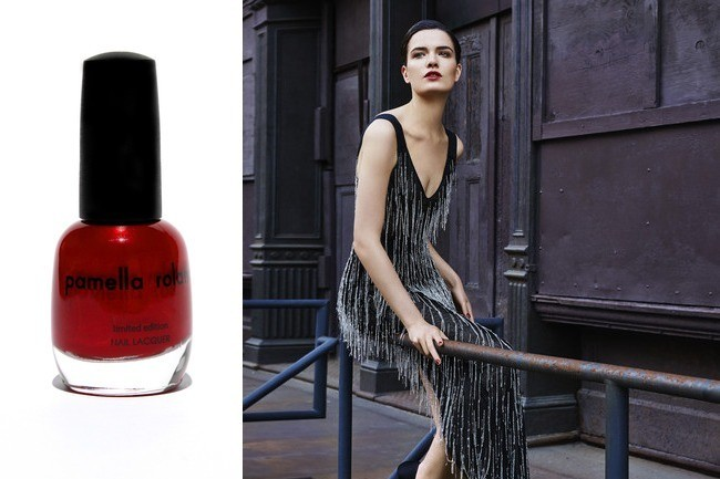 Pamella Roland Launches a Nail Polish