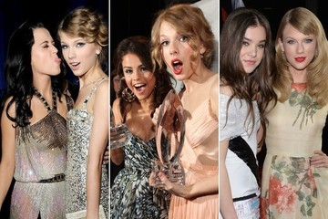 Taylor Swift's Celebrity Friends