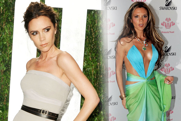 Flashback - Victoria Beckham Then & Now
