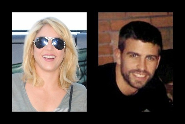Shakira is dating Gerard Pique