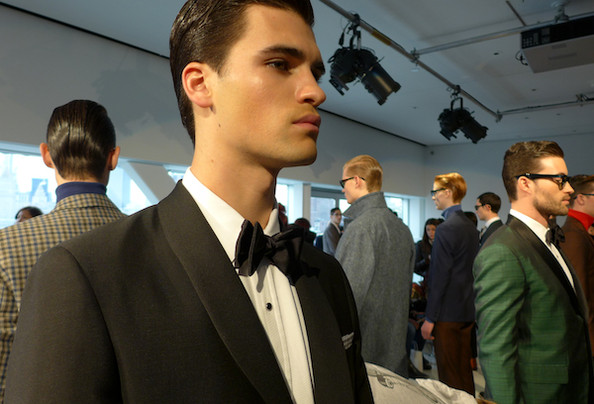 The Ideal Boyfriend Wardrobe - David Hart's Debut RTW Collection, Fall 2013