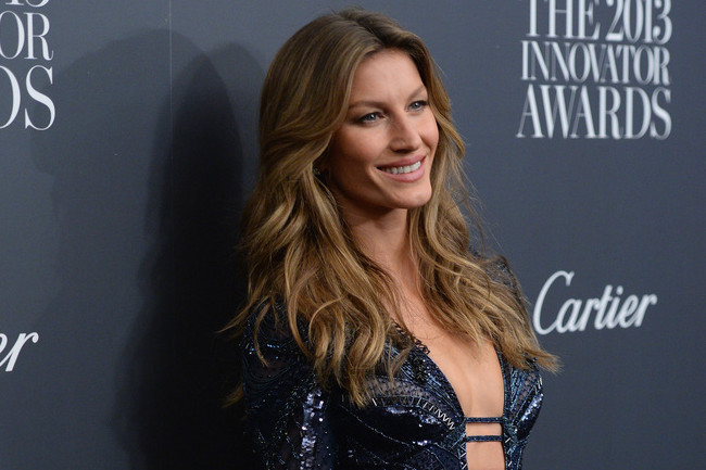 Gisele Out-Glams Herself Yet Again