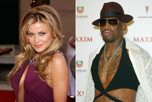 Opinion carmen electra tied up