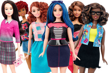 Barbie Just Got Real with Its New Line of Dolls