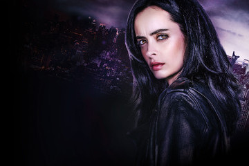 7 Signs You're the 'Jessica Jones' of Your Friend Group