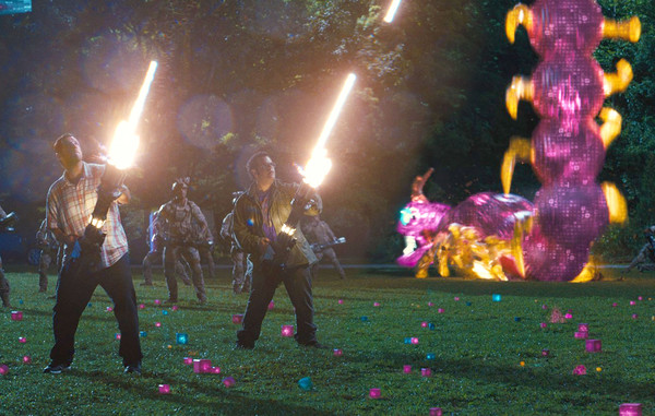 Centipede - All the Video Game References and '80s Nostalgia in 'Pixels' -  Zimbio