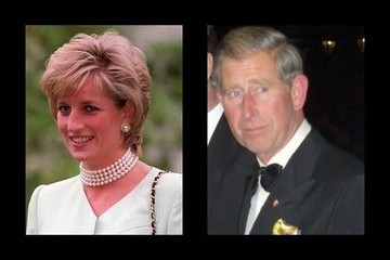 Princess Diana Dating History