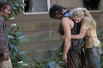 Norman Reedus Is As Depressed About 'The Walking Dead' Mid-Season Finale As We Are