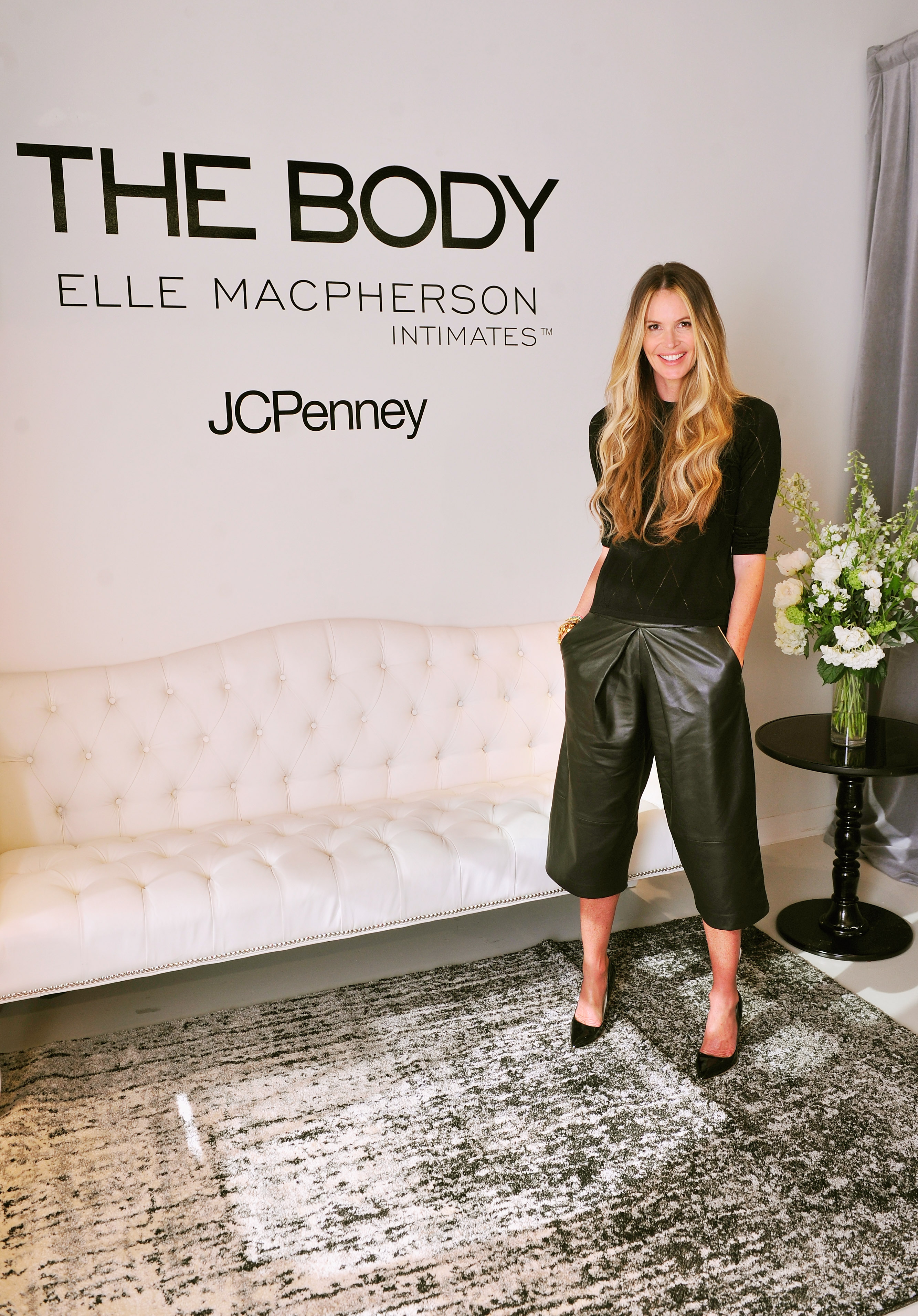 The Body Is Back: Elle Macpherson's New Lingerie Line for JCPenney