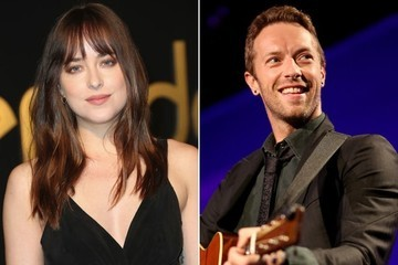 Hold Up, Dakota Johnson and Chris Martin Are a Thing?