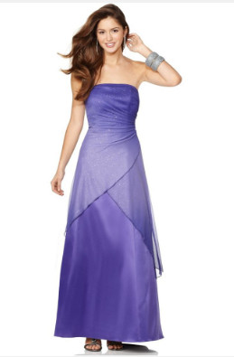 Cute Purple Prom Dresses - 2010 Prom Dresses - Zimbio