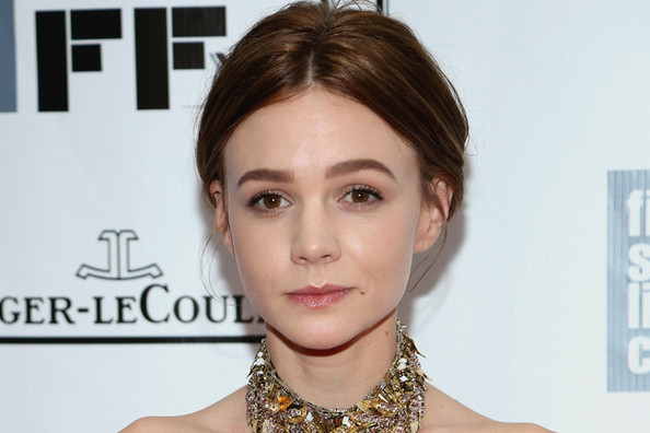 News Flash: Carey Mulligan is a Brunette