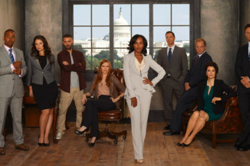 Before They Were Famous: The Cast of 'Scandal'