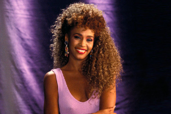80s Queen Whitney Houston S Most Memorable Style Moments