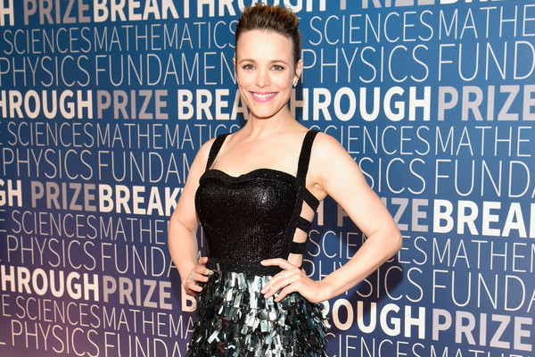 Rachel McAdams Breast Pumped In Versace During A Photoshoot