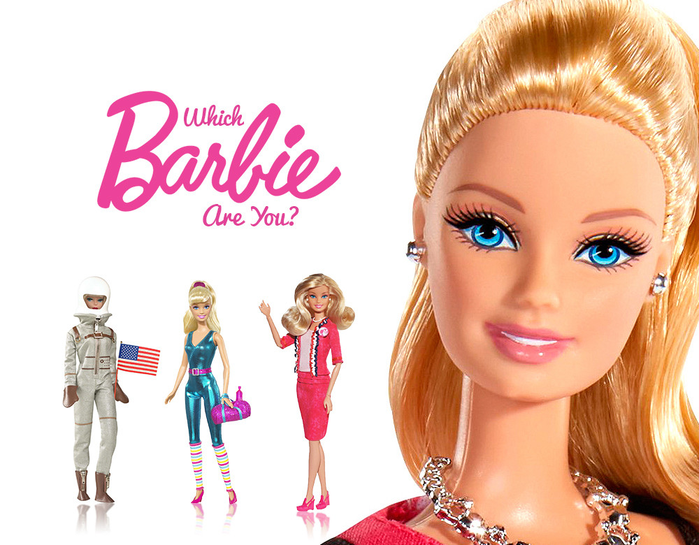 Which barbie are you quiz zimbio which barbie are you voltagebd Choice Image