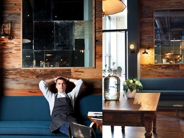 Spotlight on Atlanta Star Chef Hugh Acheson Sunbrella Loft