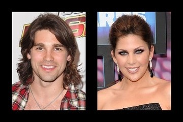 Justin Gaston Dating History
