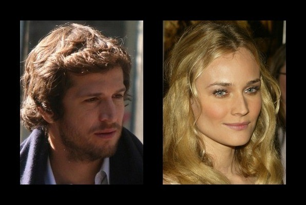 Guillaume Canet Was Married To Diane Kruger
