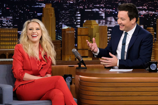 Kate McKinnon Just Casually Dropped Her PERFECT Gal Gadot Impression