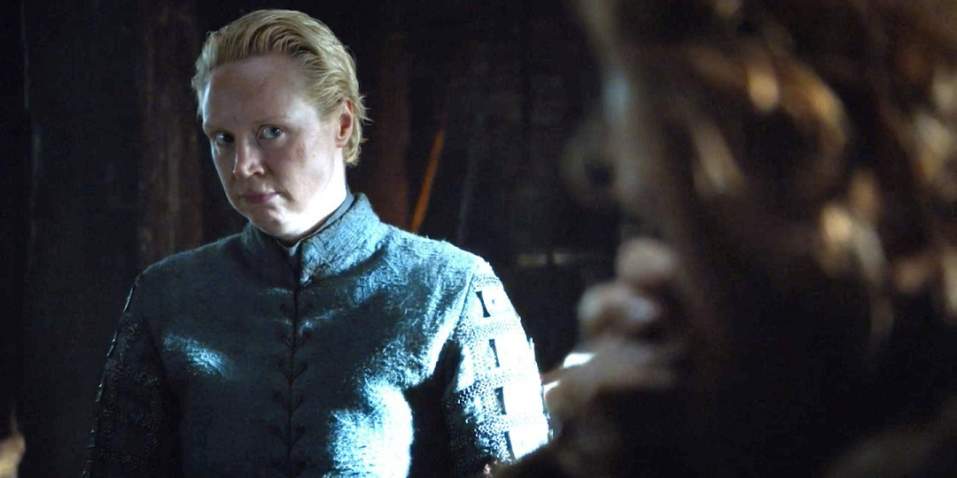 Tormund Wants to Make Giant Babies With Brienne of Tarth