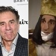 Michael Richards as King Geoffrey