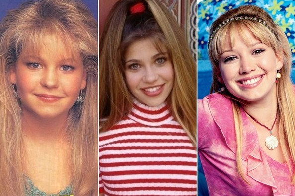 Teen Stars: Hotter Then or Now