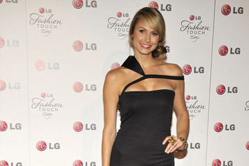 Stacy Keibler's High-Low Approach to Style