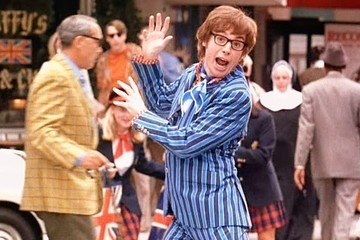 20 Things You Never Knew About 'Austin Powers'