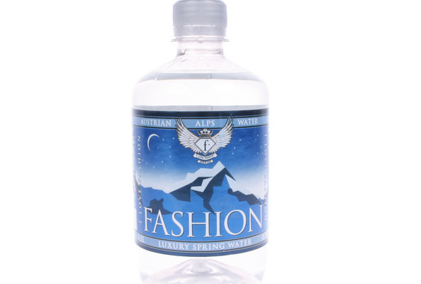 Obviously You Need This: Fashion Brand Luxury Water