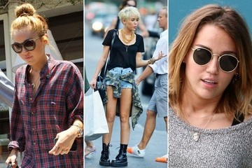 Miley Cyrus Really Loves the '90s