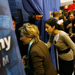 Huma+Abedin in Hillary Clinton Campaigns For Upcoming Primaries - From zimbio.com