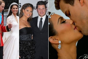 Stars Who Got Married on TV