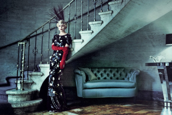 Carey Mulligan Goes Full Daisy Buchanan in 'Vogue''s May Issue