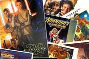 5 Decades of Drew Struzan Movie Posters