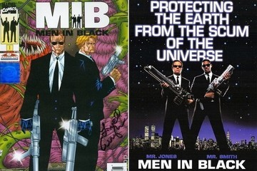 Movies You Didn't Know Were Based on Comic Books