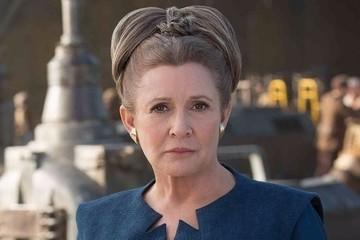 Carrie Fisher Will Appear In 'Star Wars: Episode IX,' Giving Us One Last Glimpse Of Leia Organa