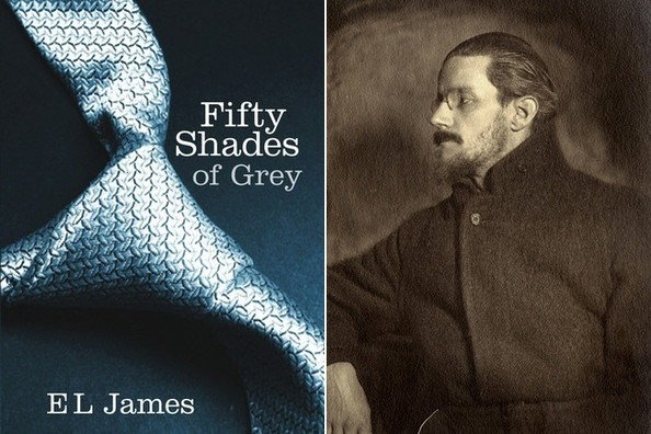 Guess the Quote 50 Shades of Grey or James Joyce s Love Letters