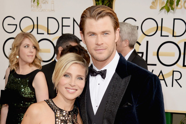 The Hottest Couples at the 2014 Golden Globes