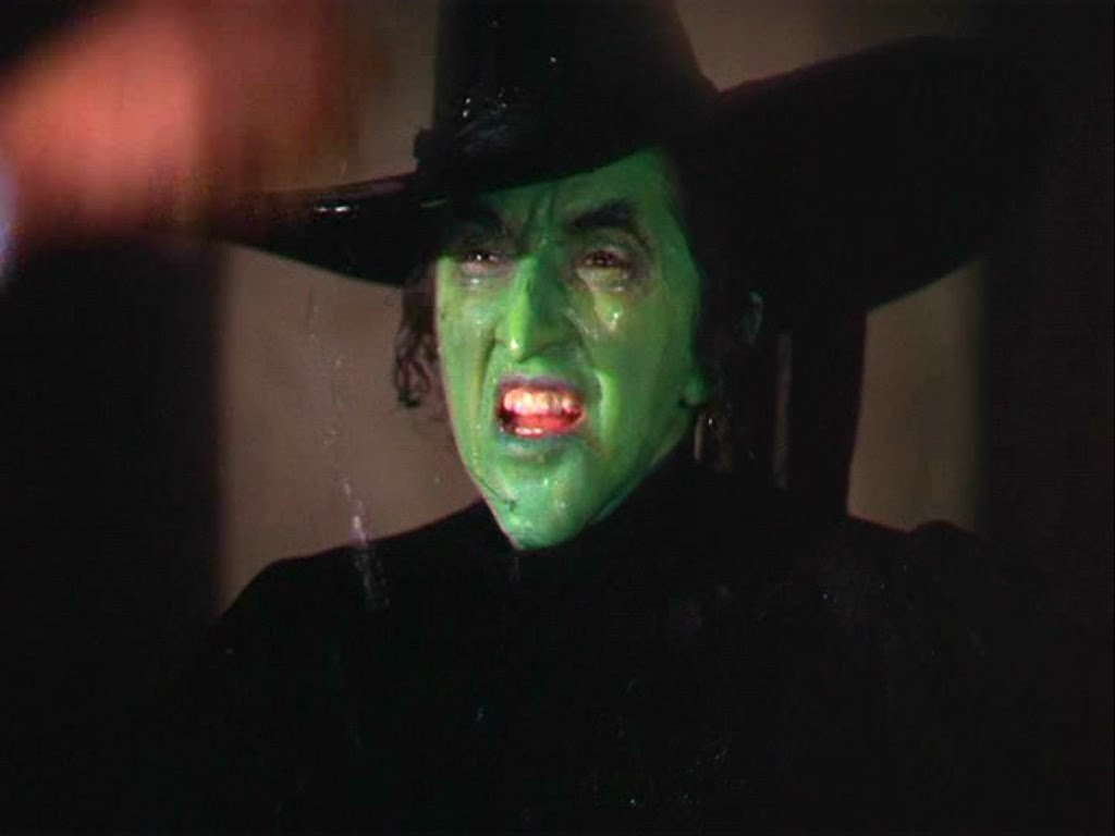 The Wicked Witch Famous Last Words In The Movies Zimbio