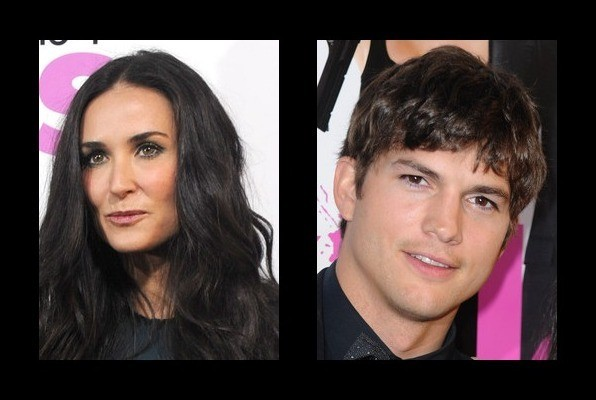 Dating history of demi moore