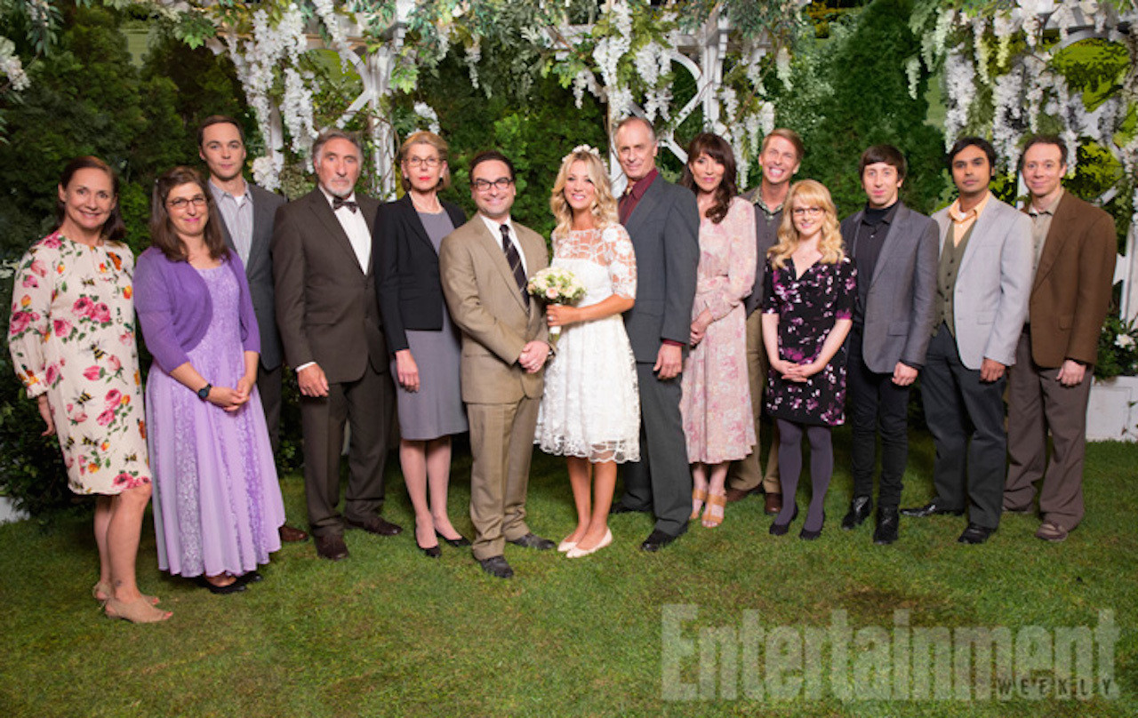 Leonard & Penny Are Renewing Their Vows on 'The Big Bang Theory'
