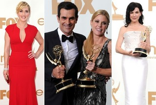 Emmy Award Winners 2011